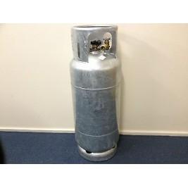 18Kg Manchester Galvanised LPG Forklift Cylinder Fully Valved with AFL