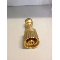 Fill Gun Adpter POL to Forklift bottle 1 &1/4 Acme Female forklift coupling