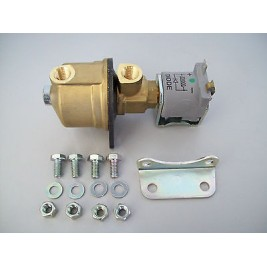 Gas Lock Off Solenoid Valve & Filter