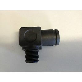 """Impco LPG 125  Mixer 1/2"""" Gann 90deg Elbow Vapor Fitting"""