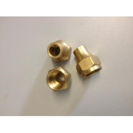 3/8 Flare Nut to suit 10mm copper fill line