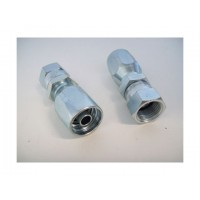 3/8 straight Flare 8mm Reusable Fitting