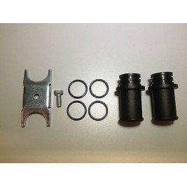 """Vialle LPG Converter Ford Falcon BA BF FG Gas Only """"BARBED"""" Water Fitting Kit"""