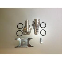 Vialle LPG Converter Ford Falcon EF/EL/XH AU Tickford & AM Alum Water Fittings
