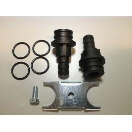 Vialle LPG Converter Ford Falcon EF/EL/XH AU Tickford & AM Water Fitting Kit