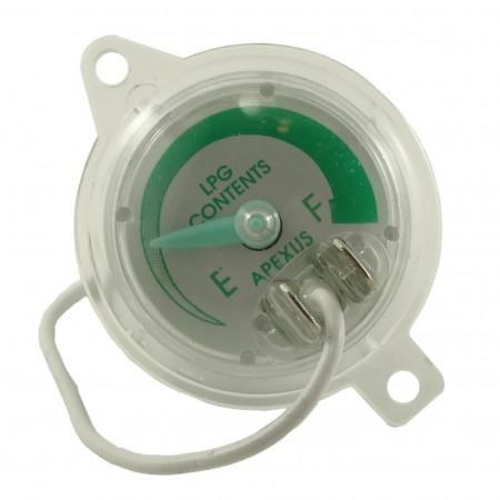 Sidek LPG Tank Interface Sender Unit for Toyota Landcruiser Petrol Gauge10-98ohm