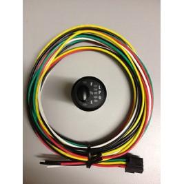 Apexus PG200 Series LPG Indash Switch Gauge