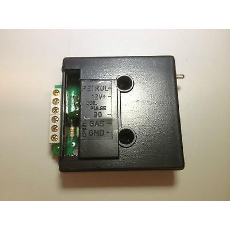L Under Dash 3 Position Change Over, Lpg Changeover Switch Wiring Diagram