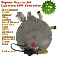 Vapour Sequential Injection LPG Converter