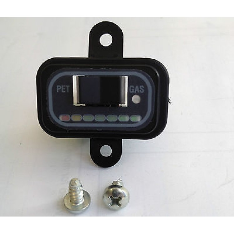 Holden VR-VS Commodore Peel Indash Change Over Switch and Gauge - CP505H