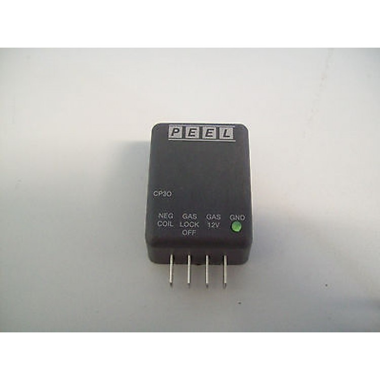 Lpg Safety Switch Peel Cp30