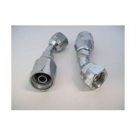 3/8 45 DEG Angle Flare 8mm Reusable Fitting