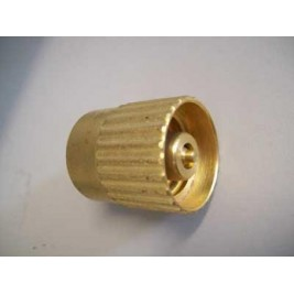 AD100F 1 &1/4 Acme Female forklift coupling