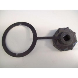 LPG PANEL FILLER CAP BLACK
