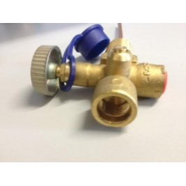 Primus External valve/internal thread