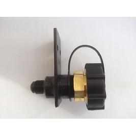 Universal LPG Filler with 90deg angle mounting bracked